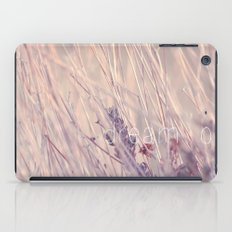 Dream On. iPad Case