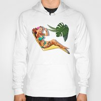 Beach Pin-up Hoody