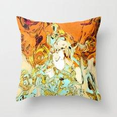 splashland Throw Pillow