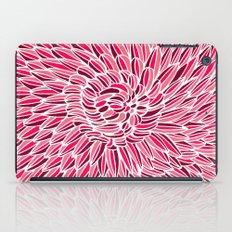 Fuchsia Chrysanthemum iPad Case