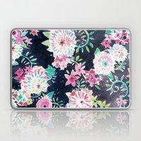 Flourish Floral Laptop & iPad Skin