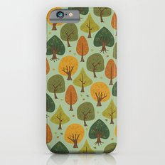 Autumn  Forest Slim Case iPhone 6s