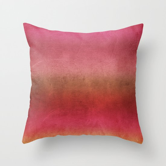 Earthscape 4 Throw Pillow