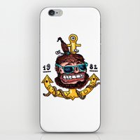 Stay Gold iPhone & iPod Skin