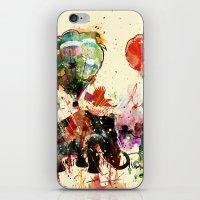 World as One : Human Kind iPhone & iPod Skin