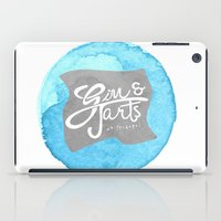 Gin & Tarts iPad Case