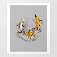 Immatures Fruits #3 Art Print
