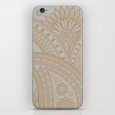 Paisley Platinum iPhone & iPod Skin