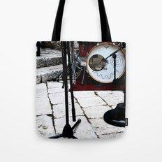 Notte Bianca Tote Bag