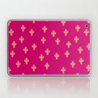 Catctus Strawberry Laptop & iPad Skin