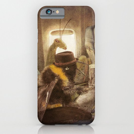 Flight of the Bumblebee iPhone & iPod Case