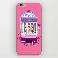 Love Machine iPhone & iPod Skin