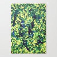 Moss Skin II Canvas Print