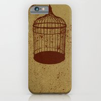 iPhone & iPod Case featuring Silence by Fhil Navarro
