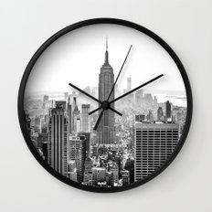 New York City Wall Clock