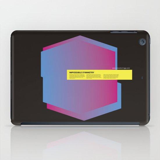 Impossible Symmetry - Ex iPad Case