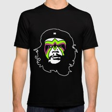 Ultimate Che Mens Fitted Tee Black SMALL