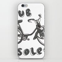 Club Solex iPhone & iPod Skin