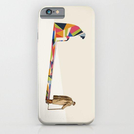 Walking Shadow, Old Man iPhone & iPod Case