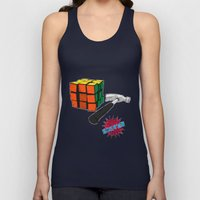 solved ! Unisex Tank Top