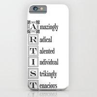 ARTIST iPhone 6 Slim Case