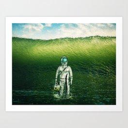 Art Print - Wave - Seamless