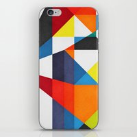 Color Therapy iPhone & iPod Skin