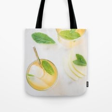 Summer in a glass Tote Bag