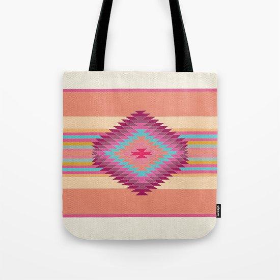 FIESTA (pink) Tote Bag