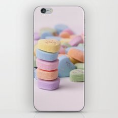 Surrounded By Love iPhone & iPod Skin