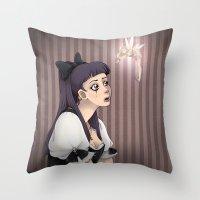 No llores! Throw Pillow
