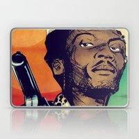The Harder They Come Laptop & iPad Skin