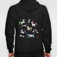 Unicorns And Rainbows - … Hoody