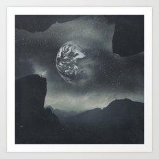 Dream Orbit II Art Print