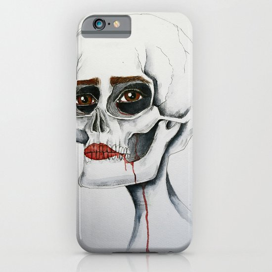 Hannah iPhone & iPod Case