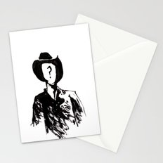 The unknown knows Stationery Cards