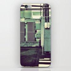 electric still life iPhone & iPod Skin