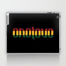 One Love Ambigram  Laptop & iPad Skin