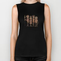 The cannibals Biker Tank
