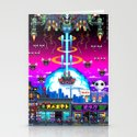 FINAL BOSS - Variant version Stationery Cards