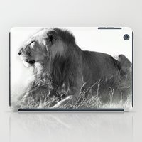 Lion in the Sunshine iPad Case