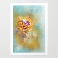 VARIE - Painting or photography? Art Print