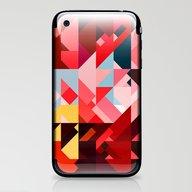 Triangle Color iPhone & iPod Skin