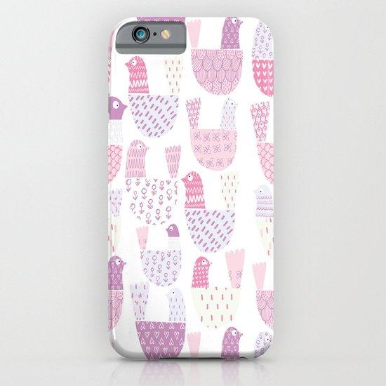Bird Print iPhone & iPod Case