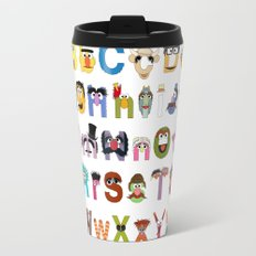 Sesame Street Alphabet Travel Mug