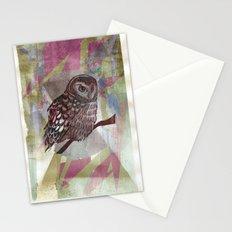 Bird Screenprint Stationery Cards