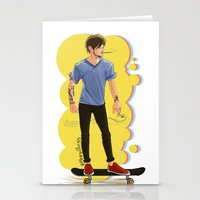 Rolling Stationery Cards