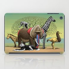 Skin-Swap Safari iPad Case