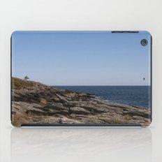 Prouts Neck, Maine iPad Case