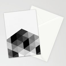 Geo Hex 02. Stationery Cards